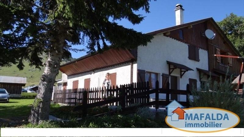 Sale house / villa Brizon 169000€ - Picture 1