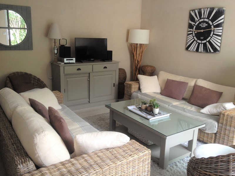 Location vacances maison / villa La grande motte 650€ - Photo 1