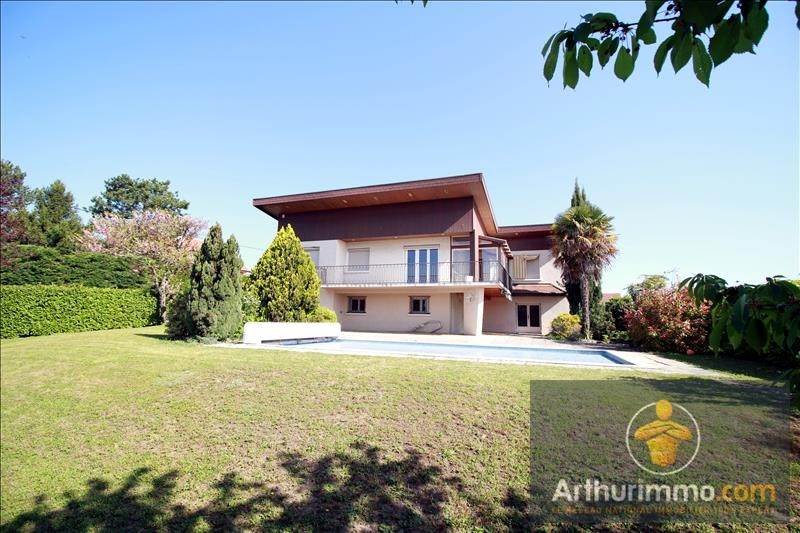 Vente maison / villa Bourgoin jallieu 349900€ - Photo 3