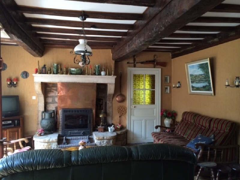 Sale house / villa La motte ternant 230000€ - Picture 4