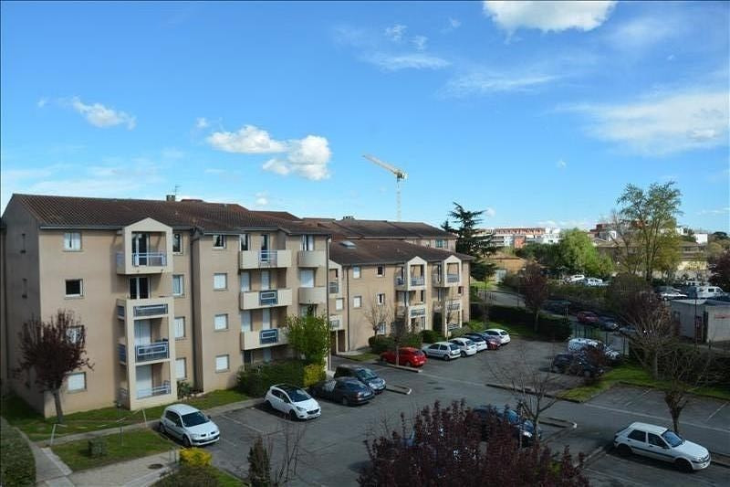 Vente appartement Toulouse 79500€ - Photo 1