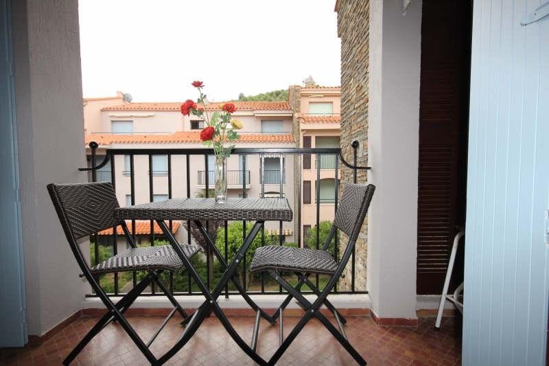 Vente appartement Collioure 199500€ - Photo 1