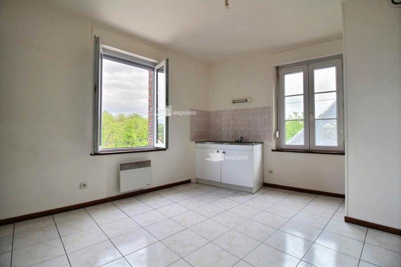 Rental house / villa Notre-dame-du-hamel 408€ CC - Picture 1