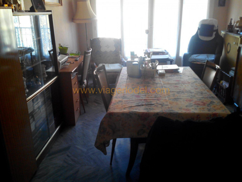 Life annuity apartment Nice 50000€ - Picture 5