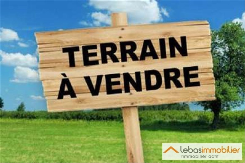 Vendita terreno Doudeville 26000€ - Fotografia 1