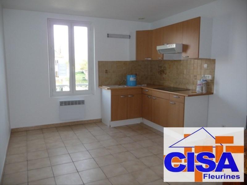 Rental apartment St martin longueau 630€ CC - Picture 1