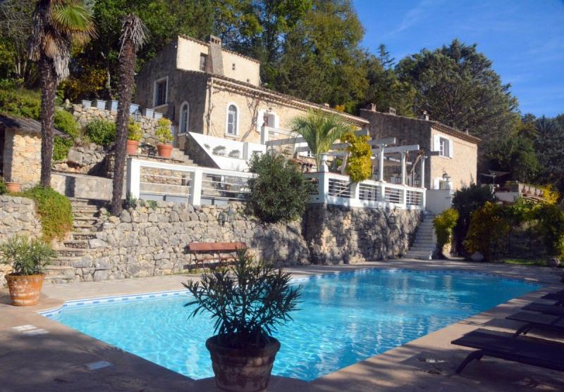 Verkauf von luxusobjekt haus Saint-paul-en-forêt 1200000€ - Fotografie 1