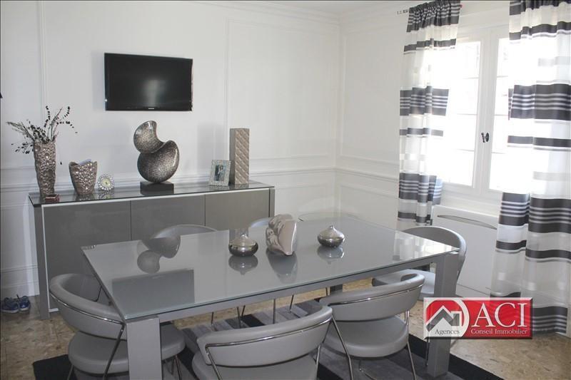 Sale house / villa Montmagny 420000€ - Picture 2