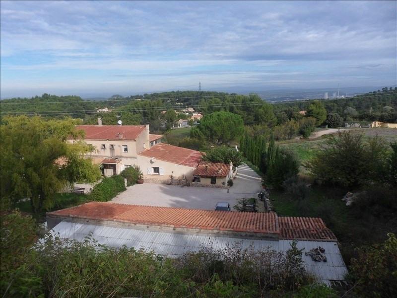 Vente de prestige maison / villa Simiane collongue 760000€ - Photo 1