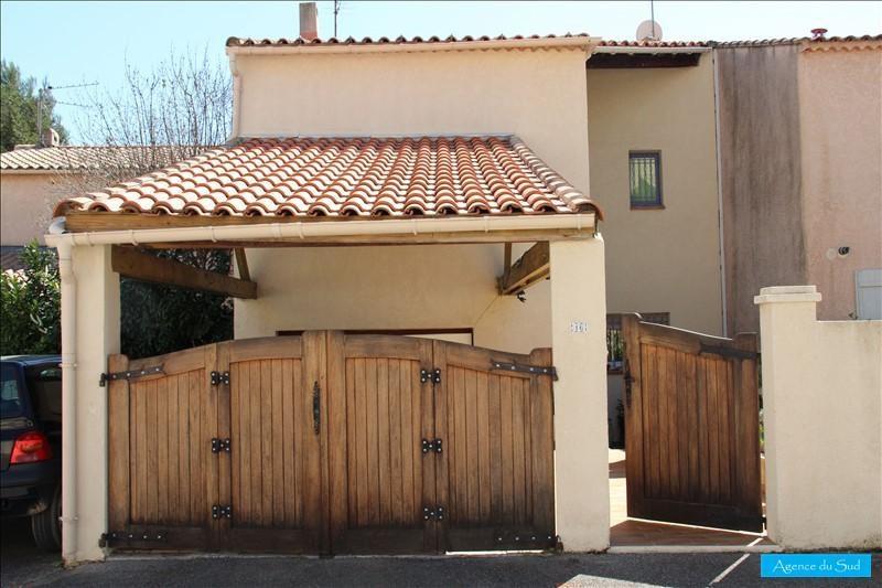 Vente maison / villa Carnoux en provence 385000€ - Photo 1