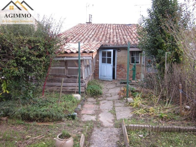 Vente maison / villa L isle jourdain 130000€ - Photo 1