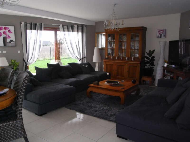 Vente maison / villa Plouguerneau 374500€ - Photo 5