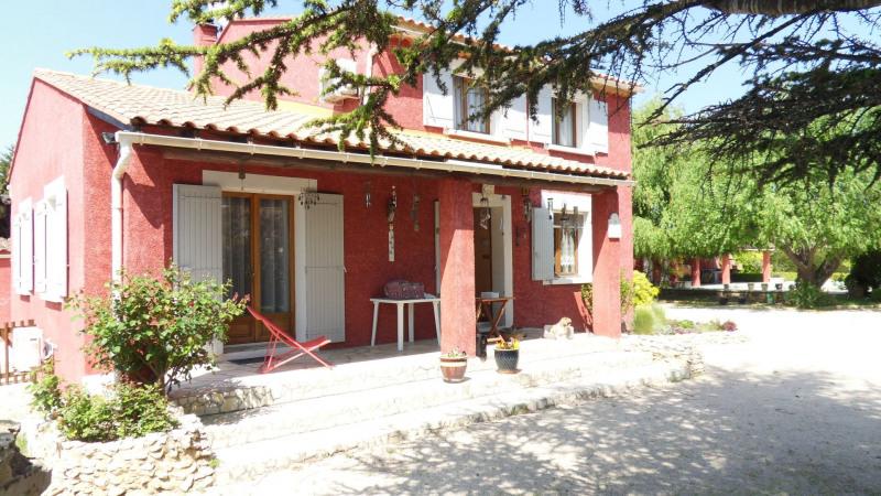 Sale house / villa Althen-des-paluds 377000€ - Picture 18