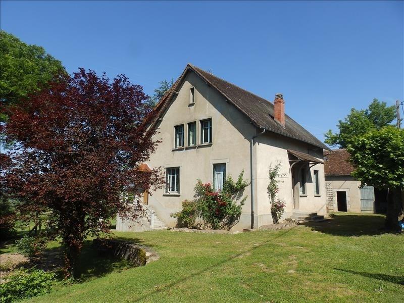 Venta  casa St pierre le moutier 117000€ - Fotografía 1