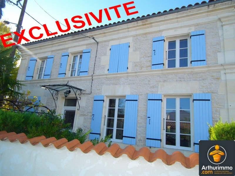 Sale house / villa Matha 159000€ - Picture 1