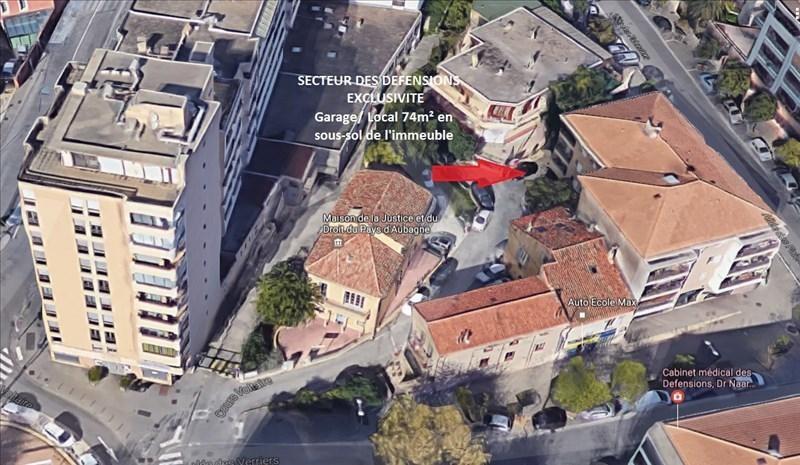 Vente parking Aubagne 42000€ - Photo 1