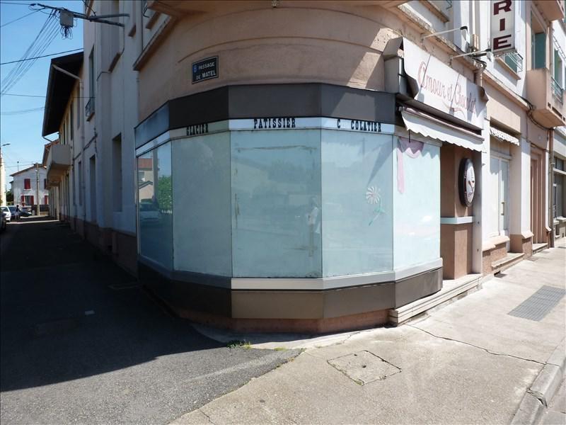 Vente local commercial Roanne 49500€ - Photo 3