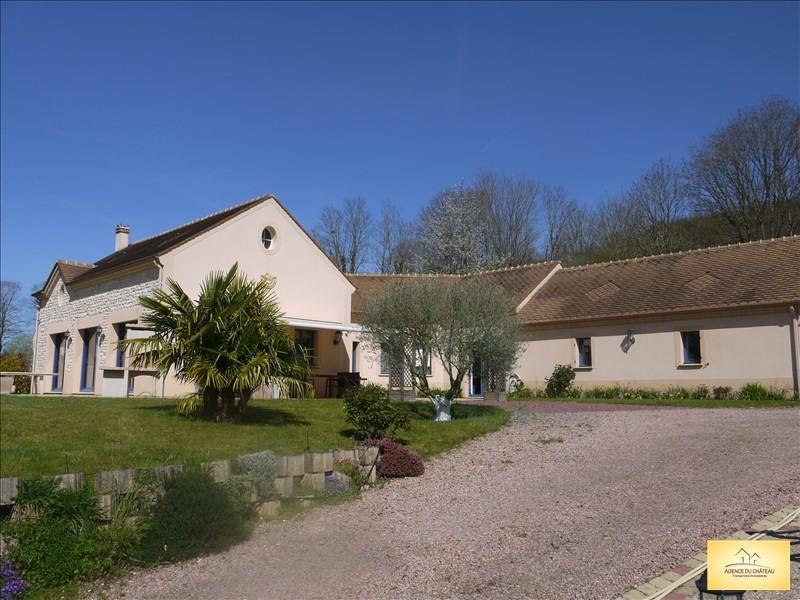 Sale house / villa Vetheuil 462000€ - Picture 1