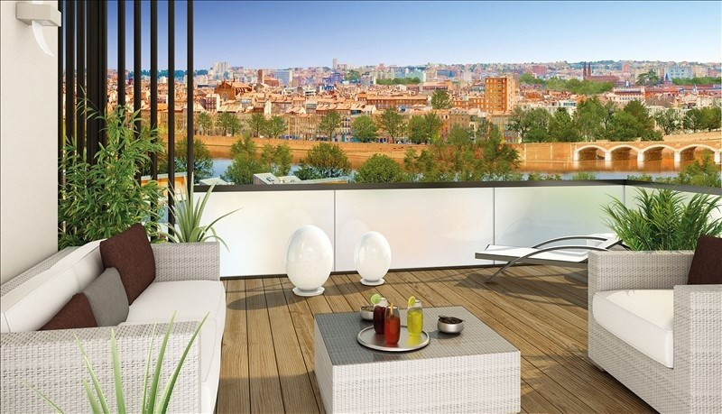 Vente de prestige appartement Toulouse 655 000€ - Photo 2