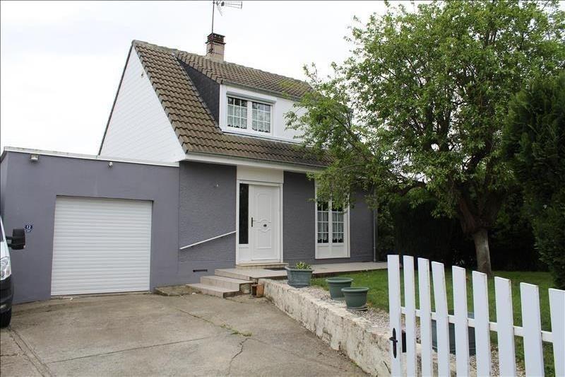 Vente maison / villa Bapaume 167200€ - Photo 1