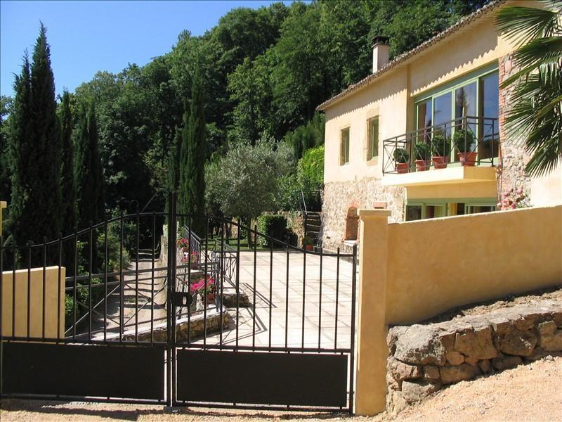 Venta de prestigio  casa Condrieu 650000€ - Fotografía 10