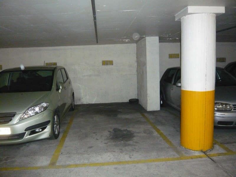 Vente parking Paris 14ème 15500€ - Photo 1