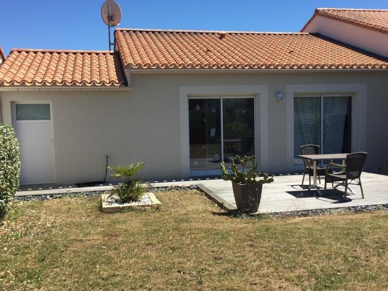 Vente maison / villa St vincent sur jard 169520€ - Photo 1