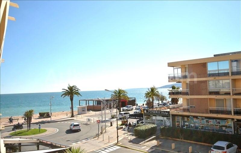 Vente appartement Frejus-plage 233000€ - Photo 1