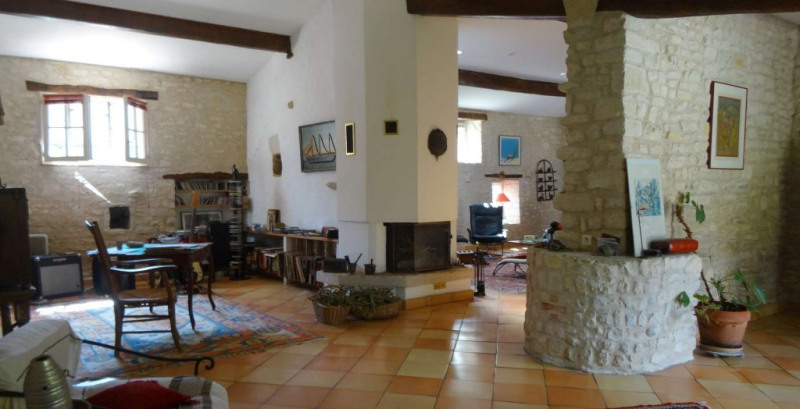 Deluxe sale house / villa Sainte soulle 624 000€ - Picture 2