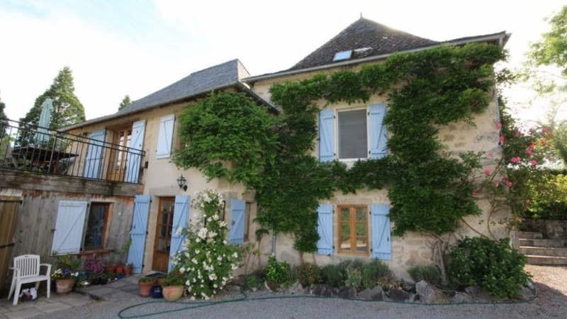 Deluxe sale house / villa Vabre tizac 365000€ - Picture 1