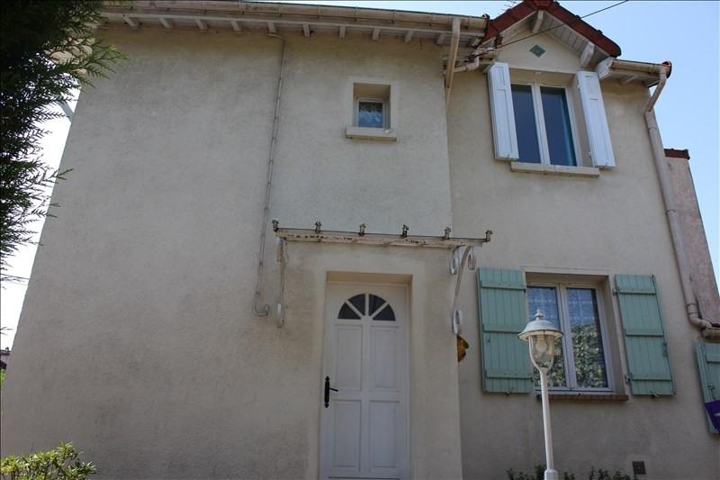 Sale house / villa Nanteuil les meaux 221000€ - Picture 1