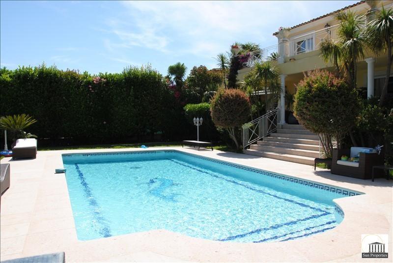 Vente de prestige maison / villa Le golfe juan 1780000€ - Photo 5