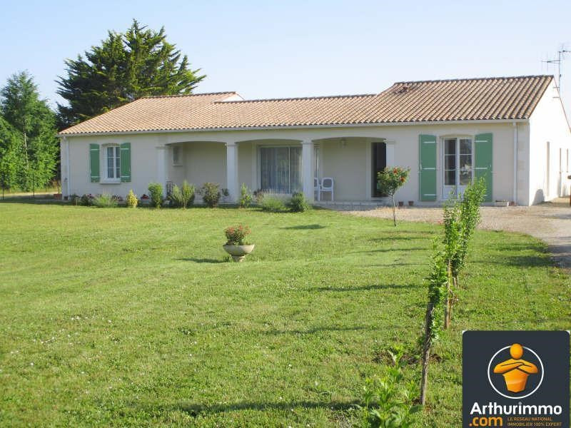 Sale house / villa Matha 179 350€ - Picture 1