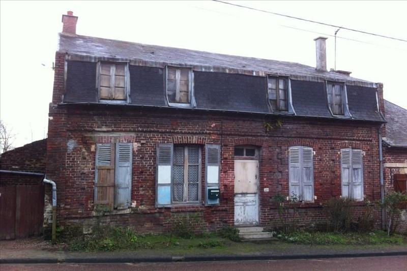 Vente maison / villa Noyon 30000€ - Photo 1