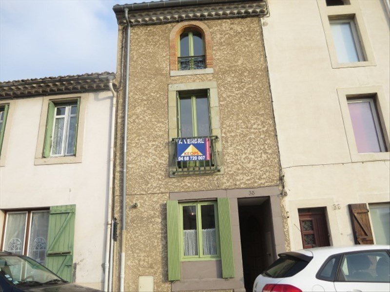 Vente maison / villa Carcassonne 140 350€ - Photo 9