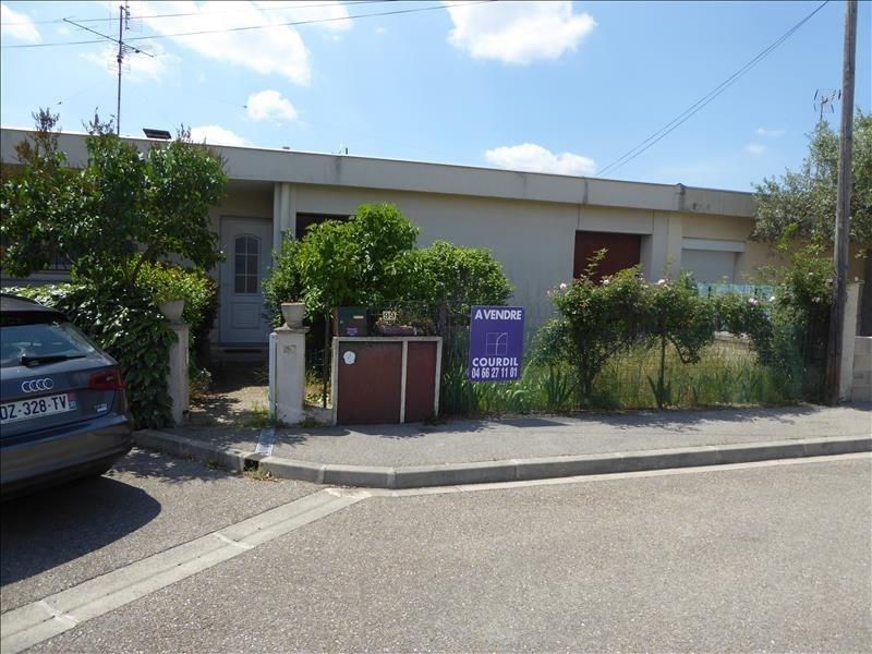 Sale house / villa Rodilhan 173000€ - Picture 1
