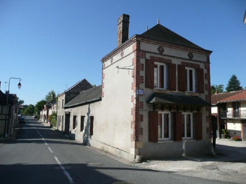 Sale house / villa Blancafort 56000€ - Picture 1