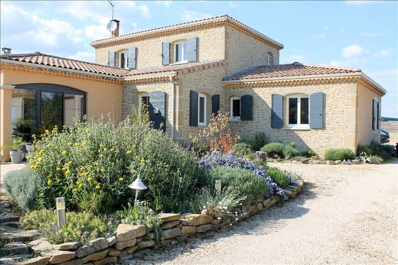 Vente maison / villa Toulaud 439000€ - Photo 1