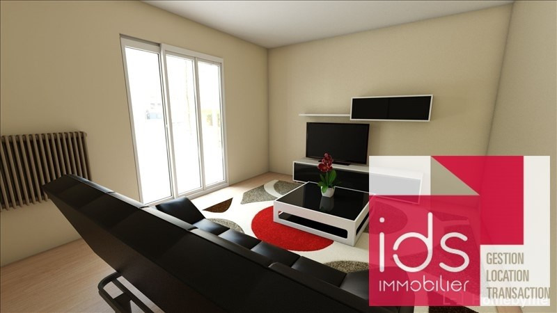 Vente appartement Pontcharra 102 000€ - Photo 1