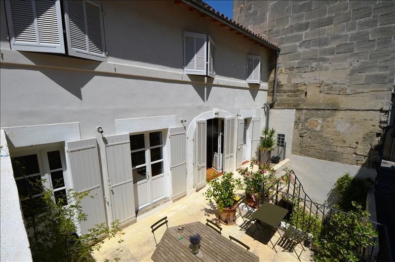 Venta de prestigio  casa Avignon intra muros 595000€ - Fotografía 1