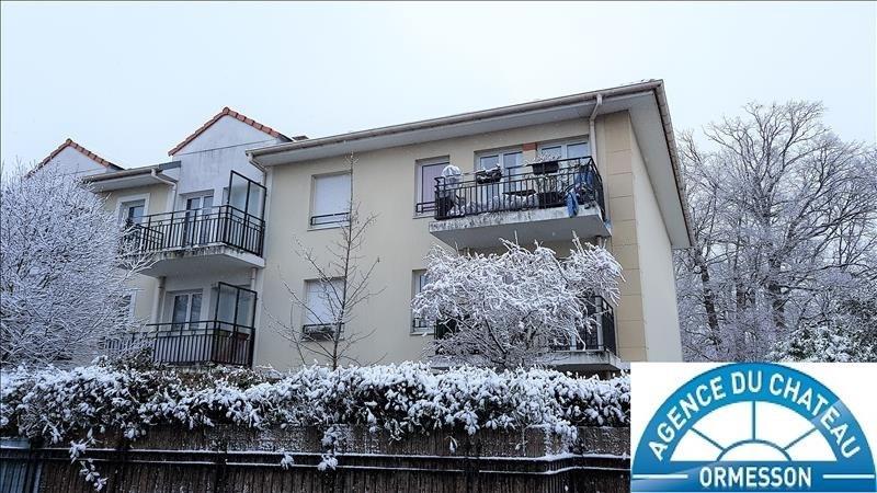 Vente appartement Le plessis trevise 239000€ - Photo 1