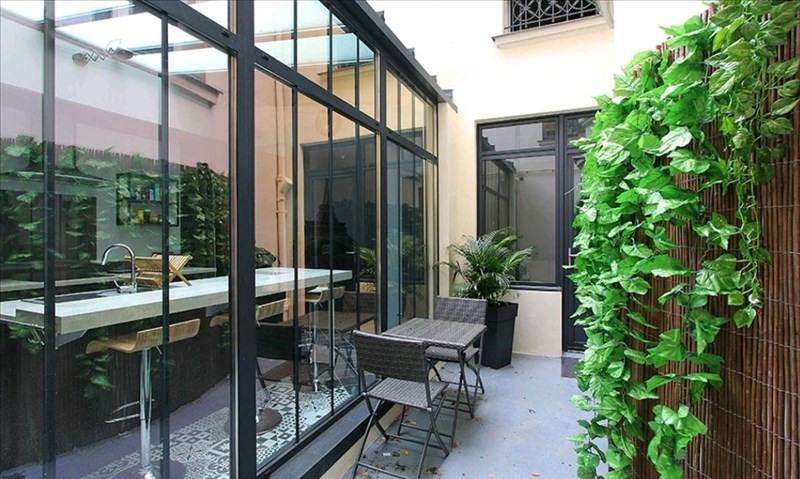 Vente de prestige loft/atelier/surface Paris 16ème 1195000€ - Photo 6