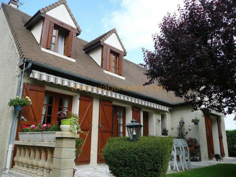 Lijfrente  huis Achères 90000€ - Foto 1