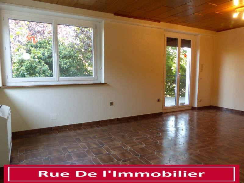 Sale apartment Weitbruch 214000€ - Picture 3
