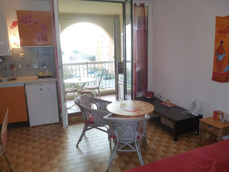 Location appartement Carnon plage 460€ CC - Photo 1