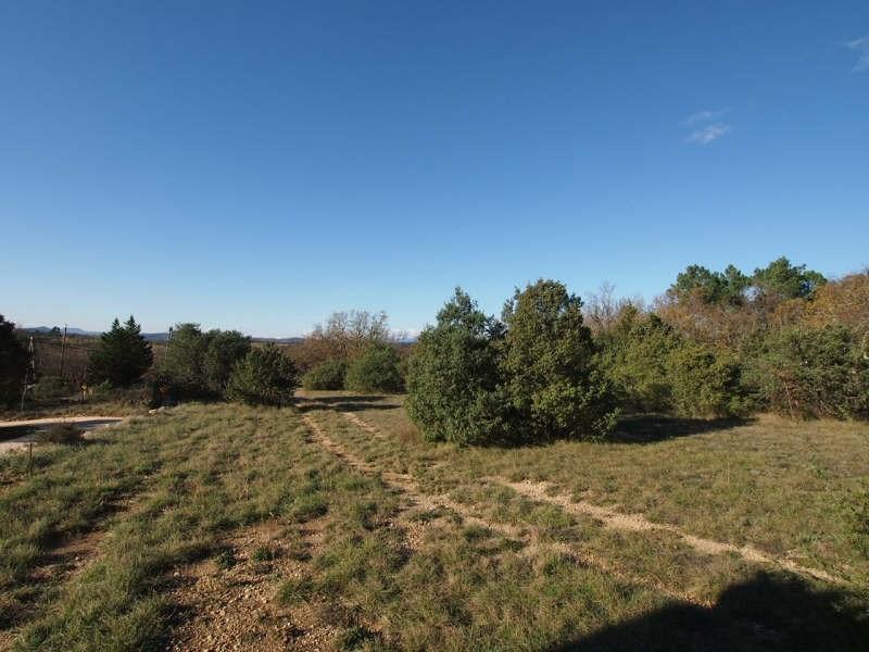 Verkoop  stukken grond Barjac 65000€ - Foto 4