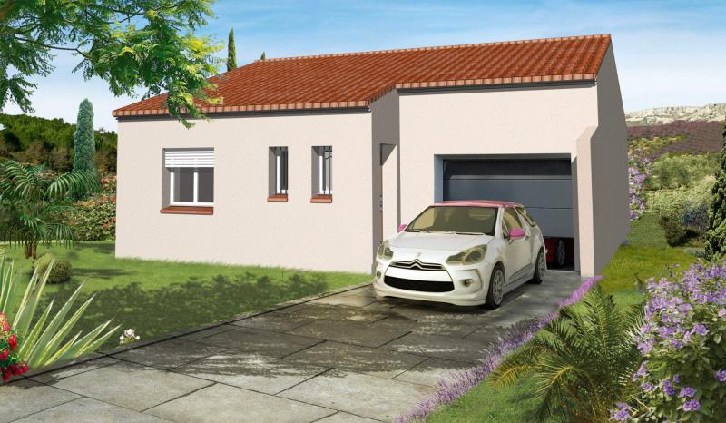 Maison  3 pièces + Terrain 205 m² Bages par DEMEURES DU ROUSSILLON