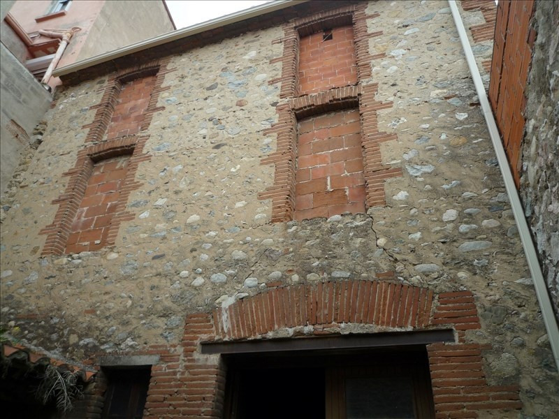 Sale house / villa Prades 107 500€ - Picture 1