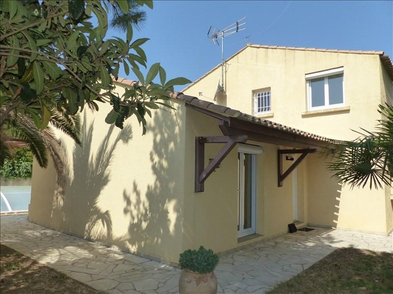 Vente maison / villa Beziers 290000€ - Photo 1