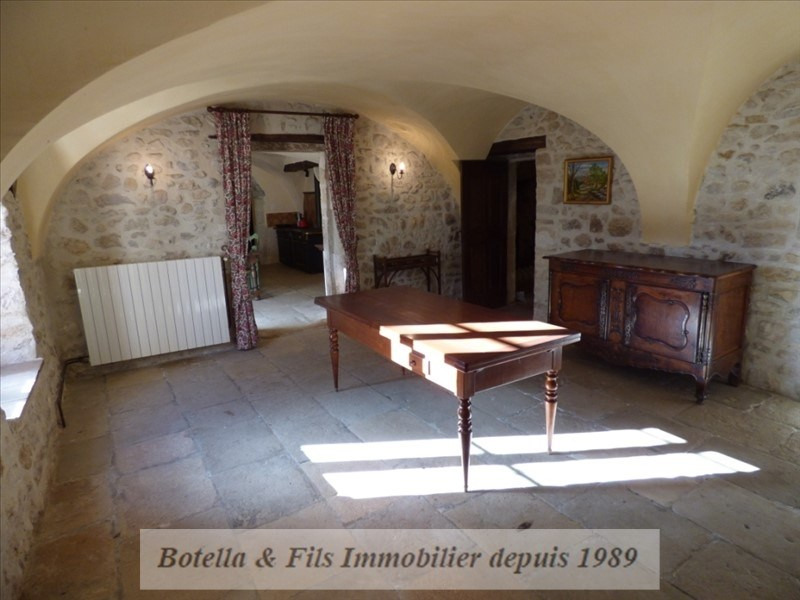 Vente de prestige maison / villa Barjac 699000€ - Photo 5